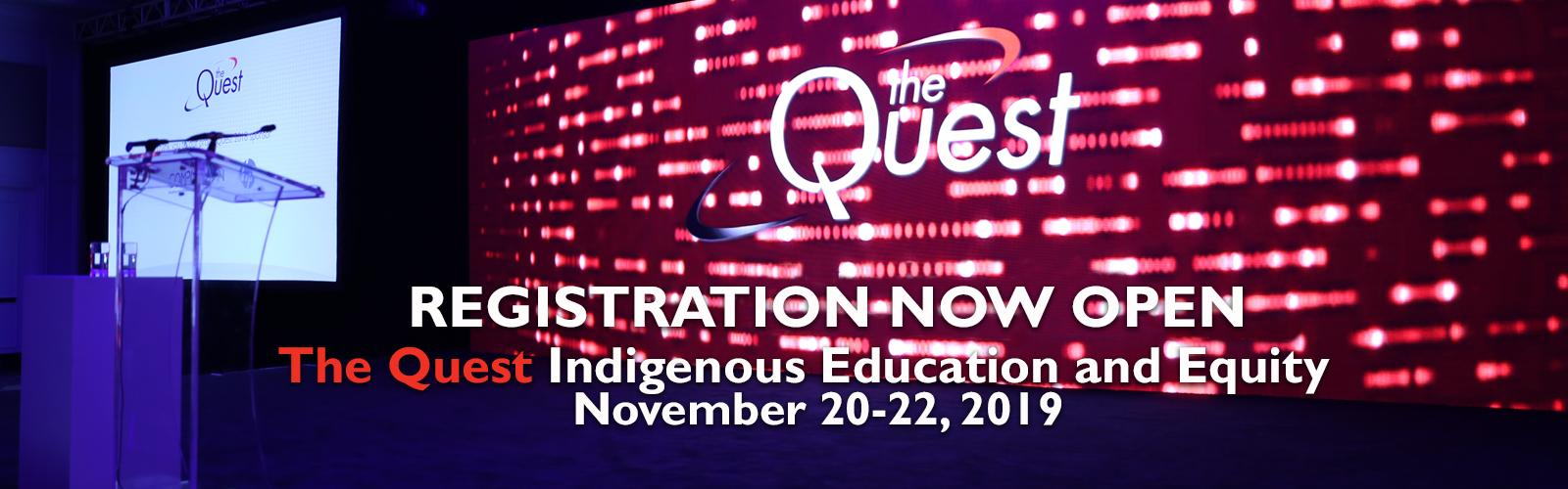 Registration Open